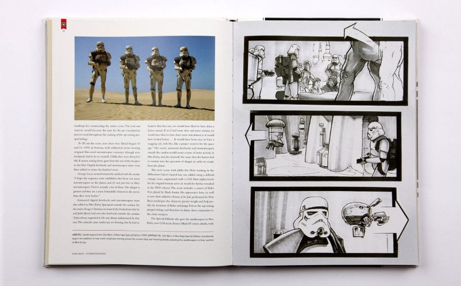 Sandtroopers from the Special Edition of A New Hope (Photo credit: Amazon/HarperCollins)