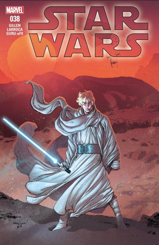 Star Wars #38 Cover