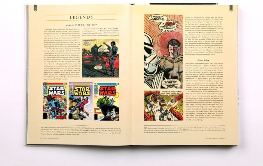 Stormtroopers in comics (Photo credit: Amazon/HarperCollins)