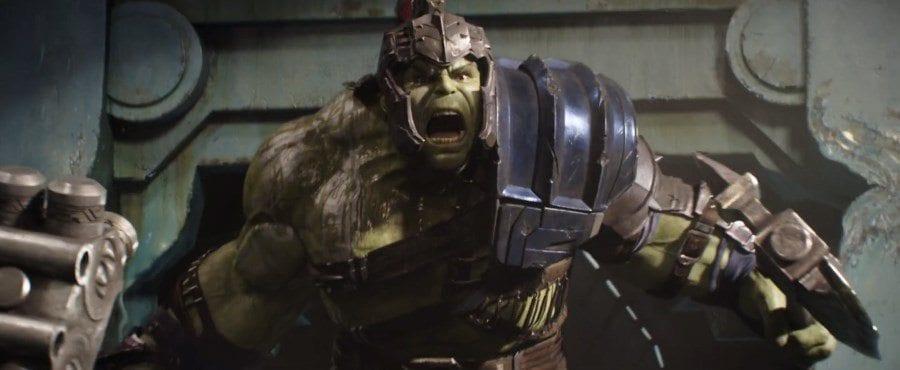 Thor Ragnarok - The Hulk