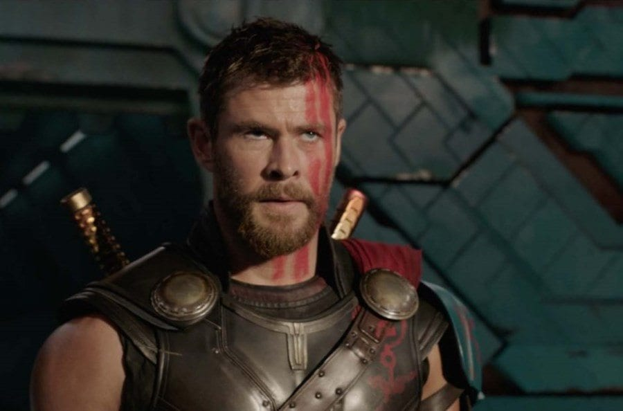 Thor Ragnarok - Thor in the Arena