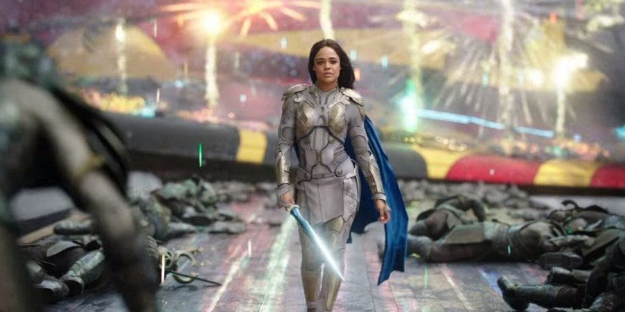 Thor Ragnarok - Tessa Thompson as Valkyrie