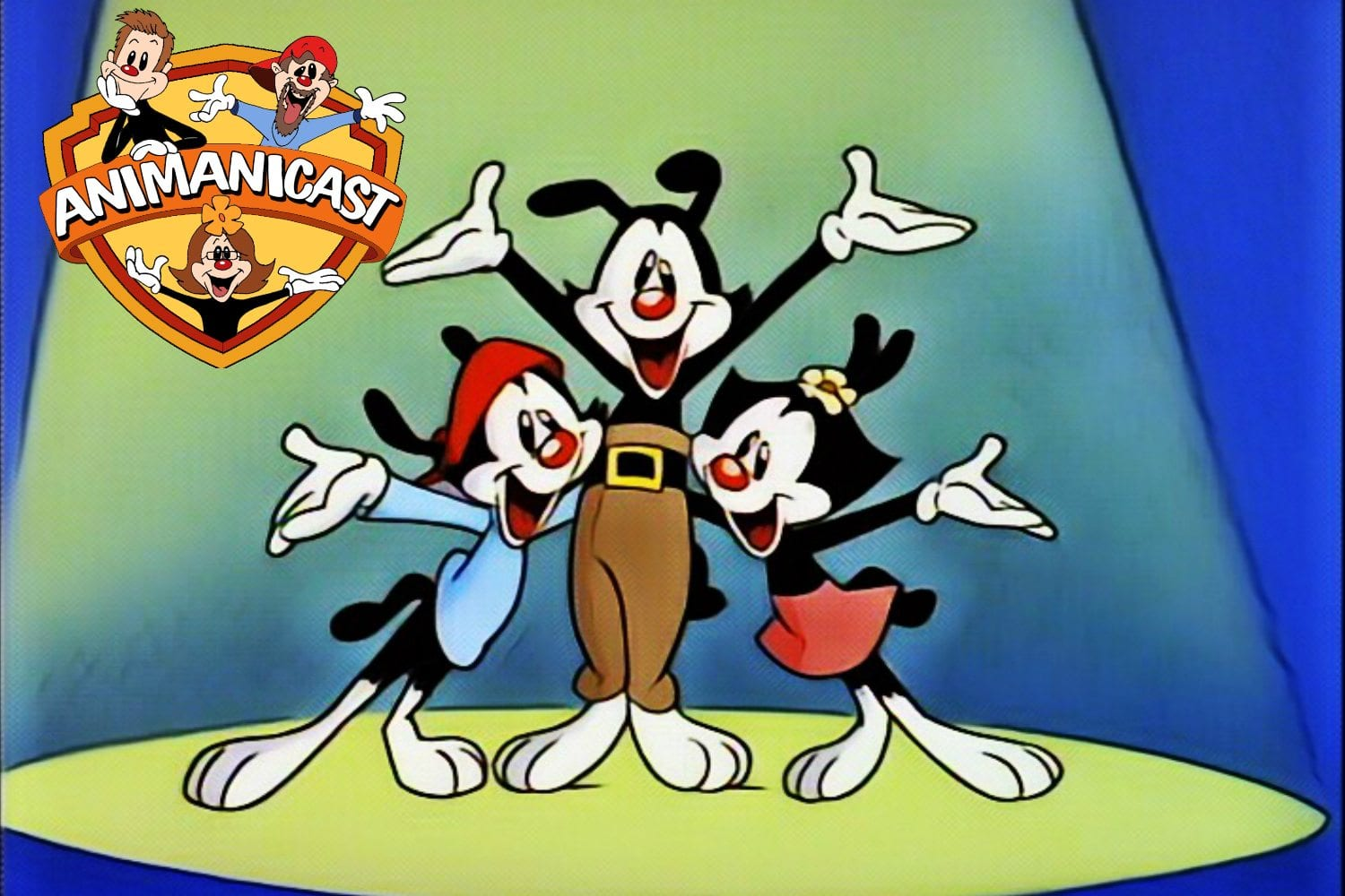 Animanicast #65a- Our Top Three Episodes of Animaniacs Season One