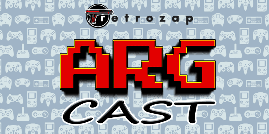 ARGcast Another Retro Gaming Podcast