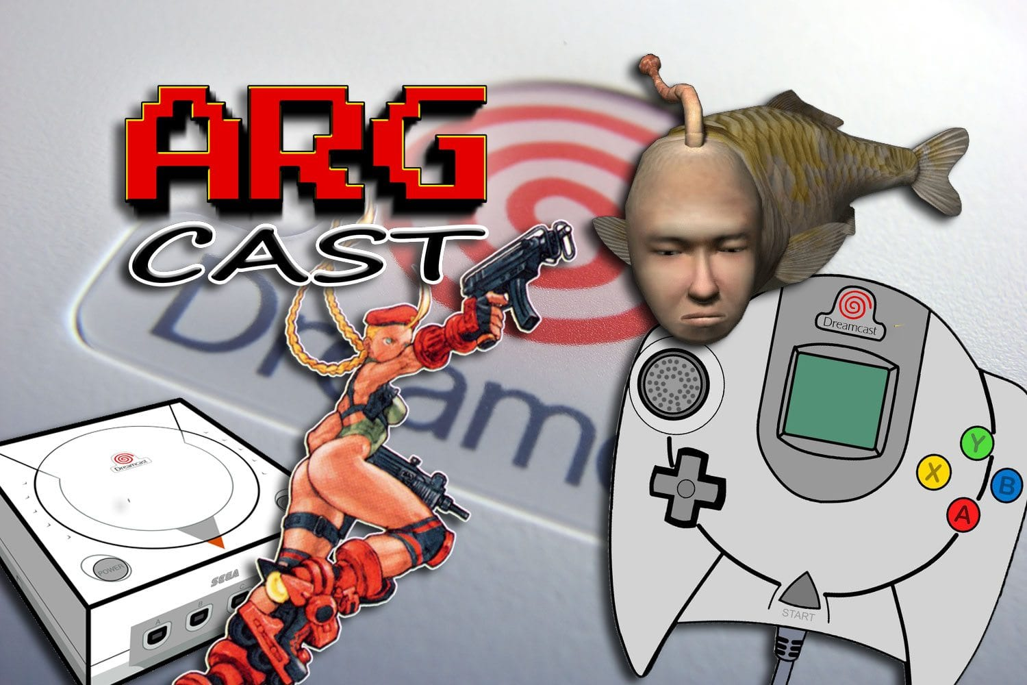 ARGcast #87: Oddball and Rare Sega Dreamcast Games with Chase and Andre