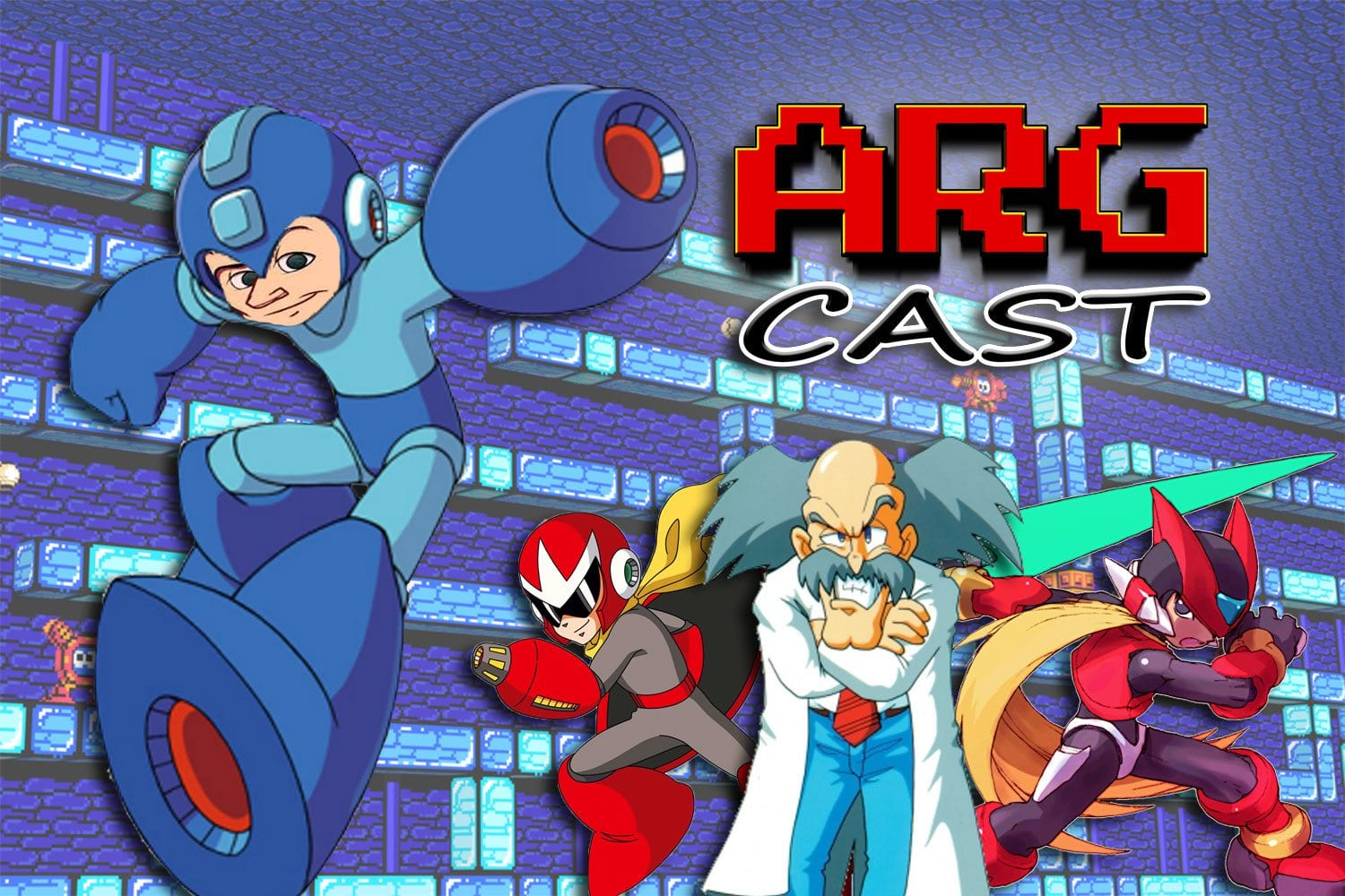 ARGcast #88: Celebrating 30 Years of Mega Man with Ash Paulsen
