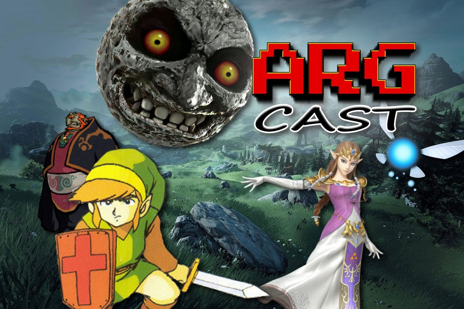 ARGcast #89: Embarking on Adventure in The Legend of Zelda with Katie da Silva