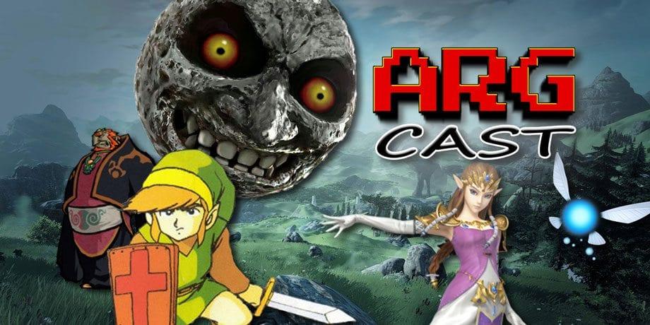 ARGcast #89: Adventuring in The Legend of Zelda with Katie da Silva
