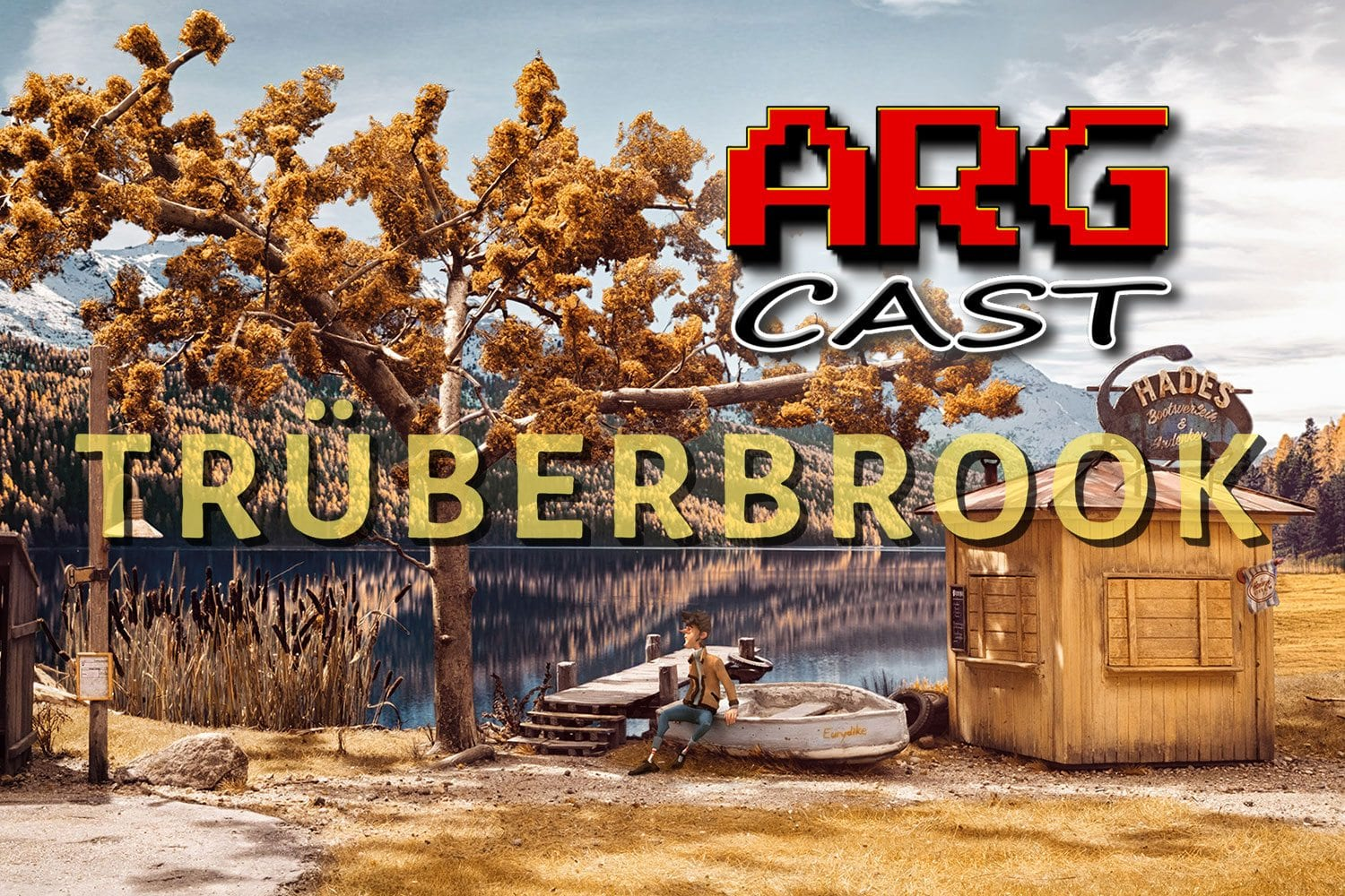 ARGcast Mini #2: Taking a Trip to Truberbrook with Hans Bohme