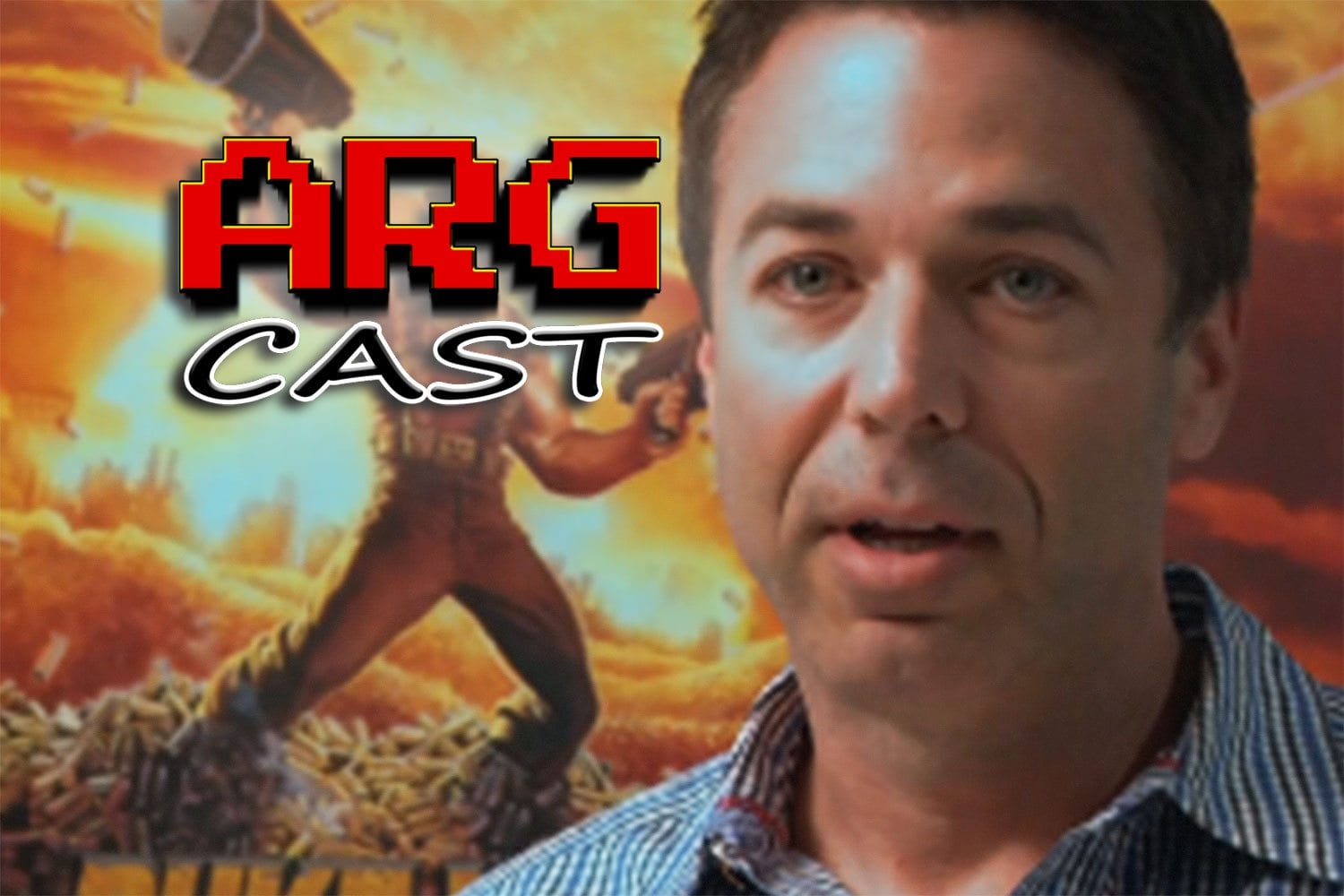 ARGcast Mini #3: Unleashing GodMode with Scott Miller