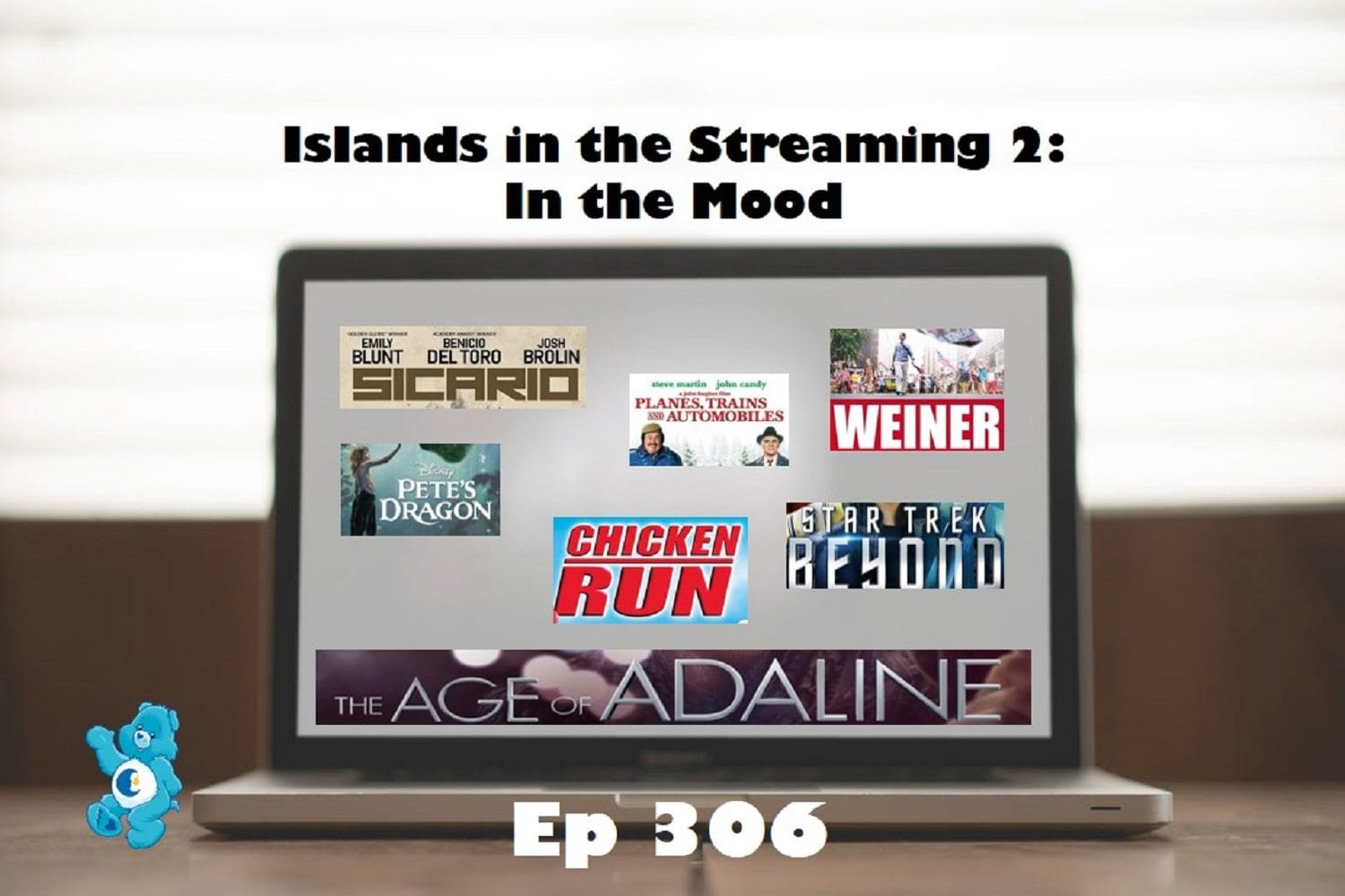 The Deucecast Movie Show #306: Islands in the Streaming 2: In the Mood