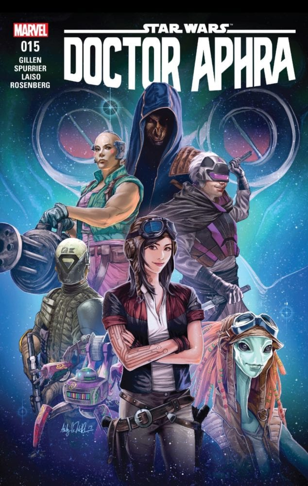 Doctor Aphra #15 Cover