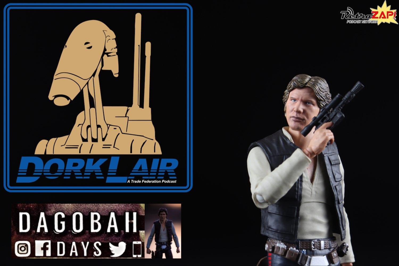 DorkLair 018 SH Figuarts Han Solo