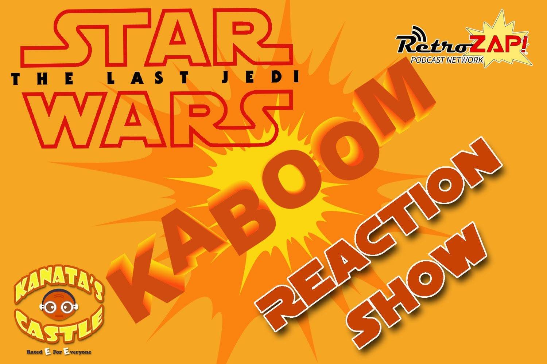 The Last Jedi Reaction Show