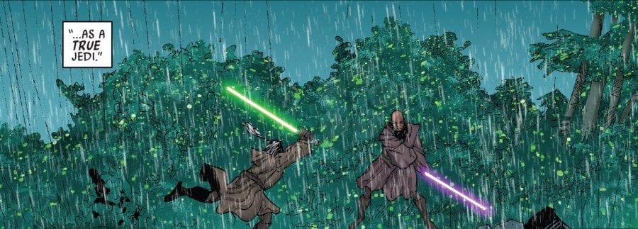 Mace Windu #4 - The Duel