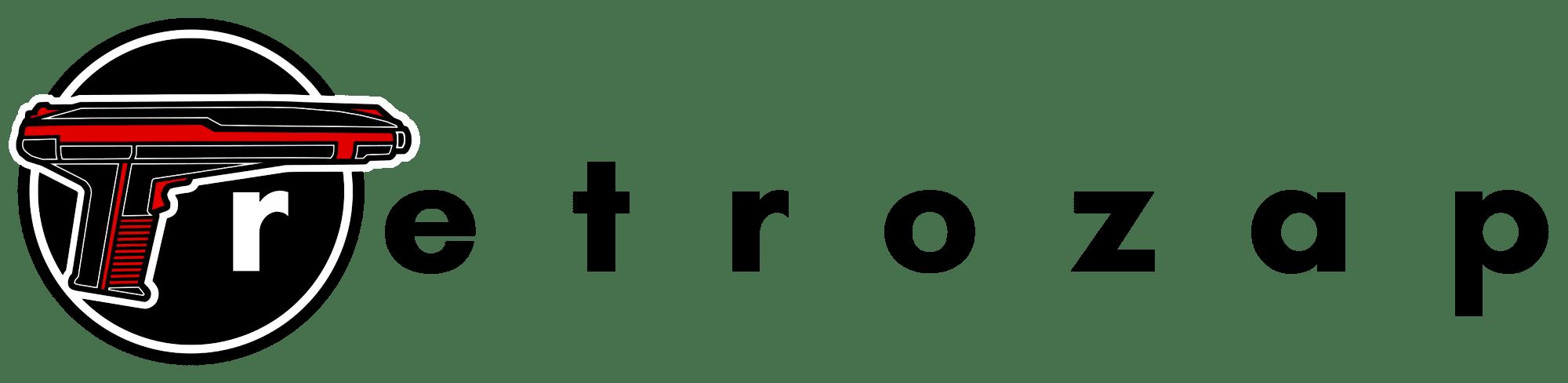 Retrozap! New Logo