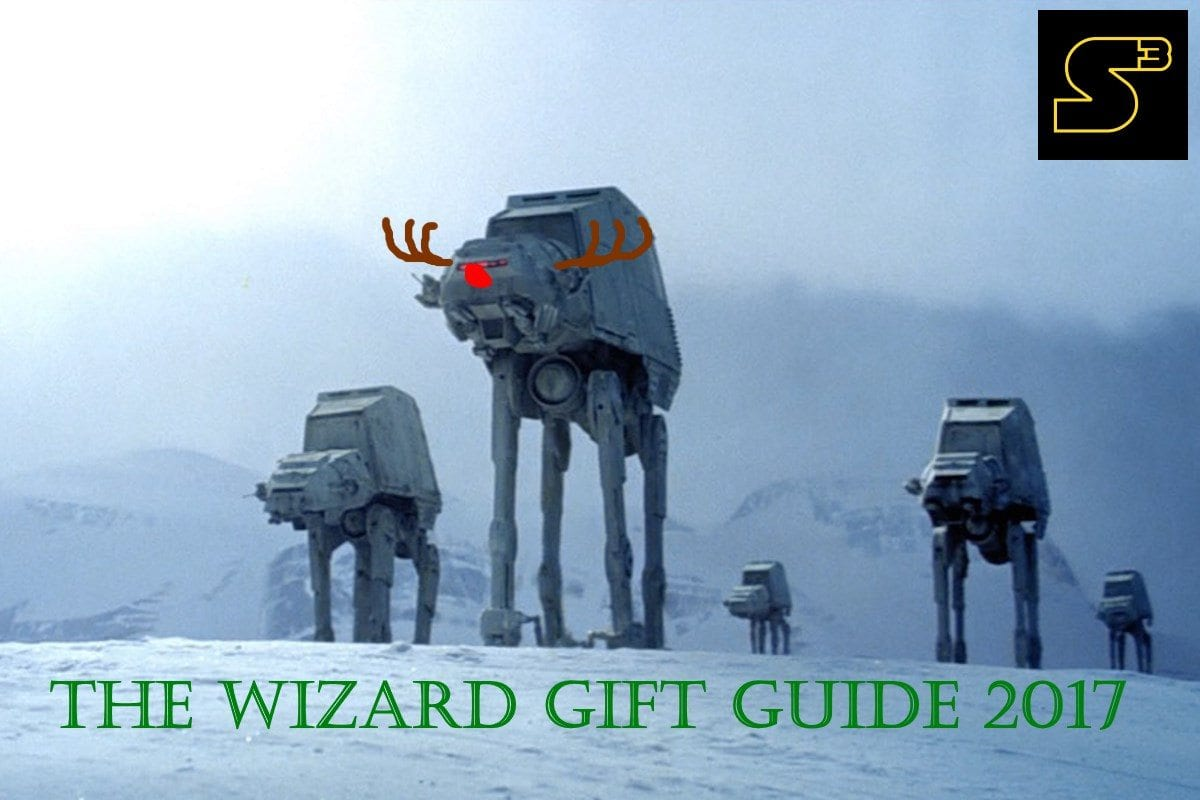 Starships, Sabers, and Scoundrels Episode 43 - The Wizard Gift Guide 2017