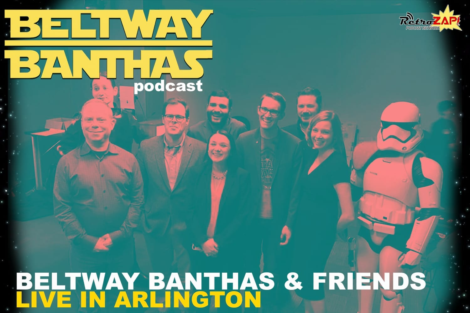Beltway Banthas & Friends: Live Show in Arlington