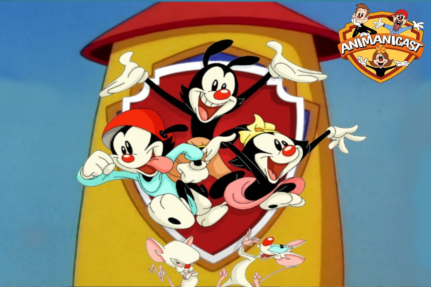 Animanicast #68b: Animaniacs is Getting Rebooted, but Will the Original Creative Staff Return?