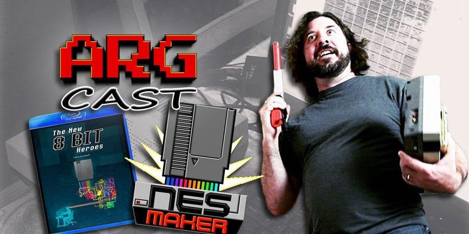 ARGcast #91: Making NES Games with Joe Granato and Rob McCallum