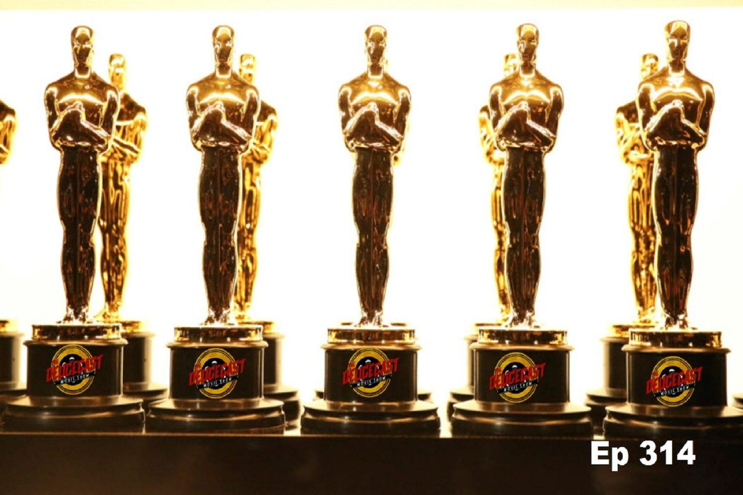 The Deucecast Movie Show #314: The Oscar Nominees Are...