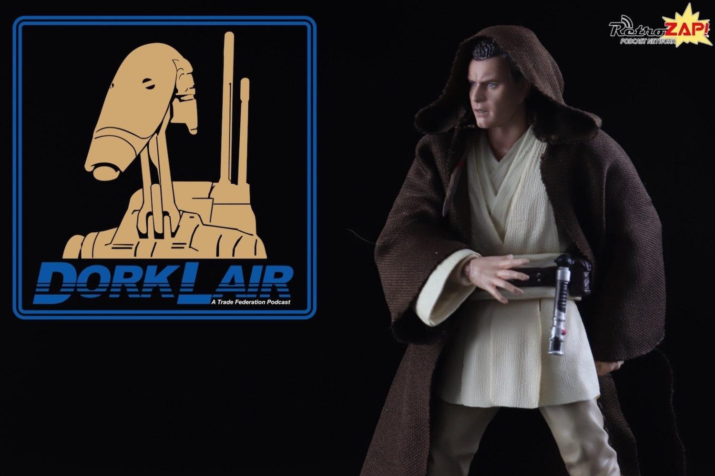 DorkLair 022 SH Figuarts Obi-Wan Kenobi TPM