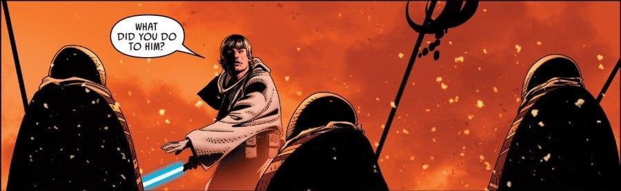 Star Wars #41 Luke Skywalker