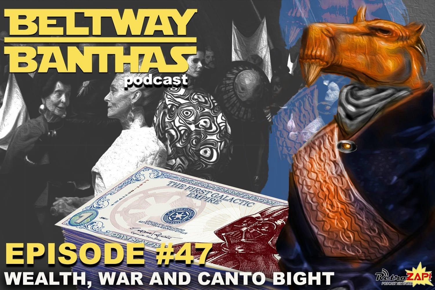 Beltway Banthas #47: Wealth, War and Canto Bight