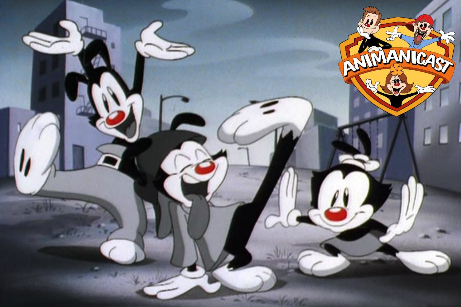 Animanicast #73: Animaniacs Creator Tom Ruegger Stops By and a Discussion of Animaniacs Episode 73