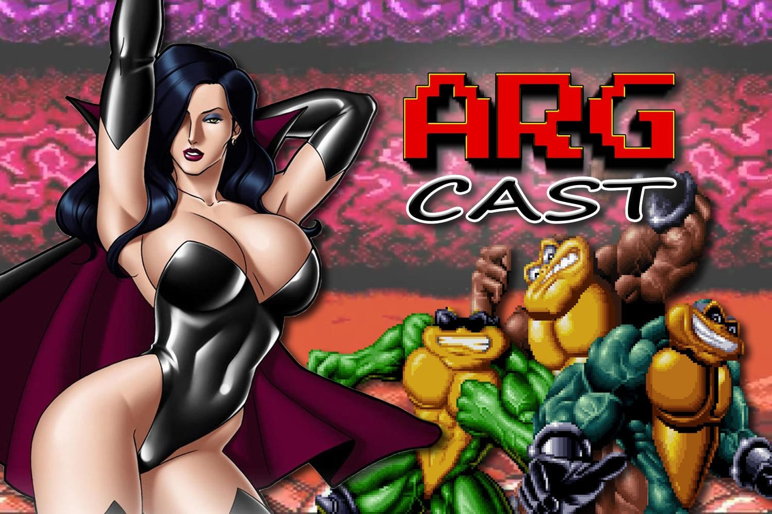ARGcast #95: Blasting Through the Battletoads Franchise
