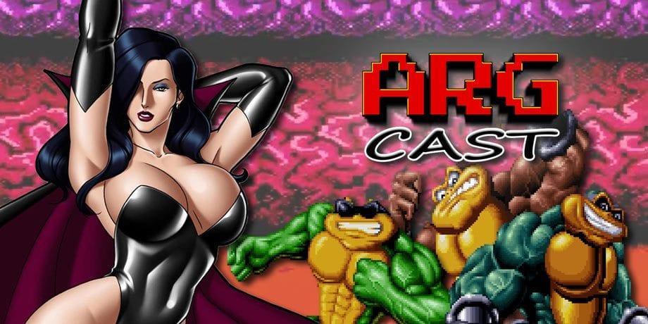 ARGcast #95: Blasting Through the Battletoads Franchise
