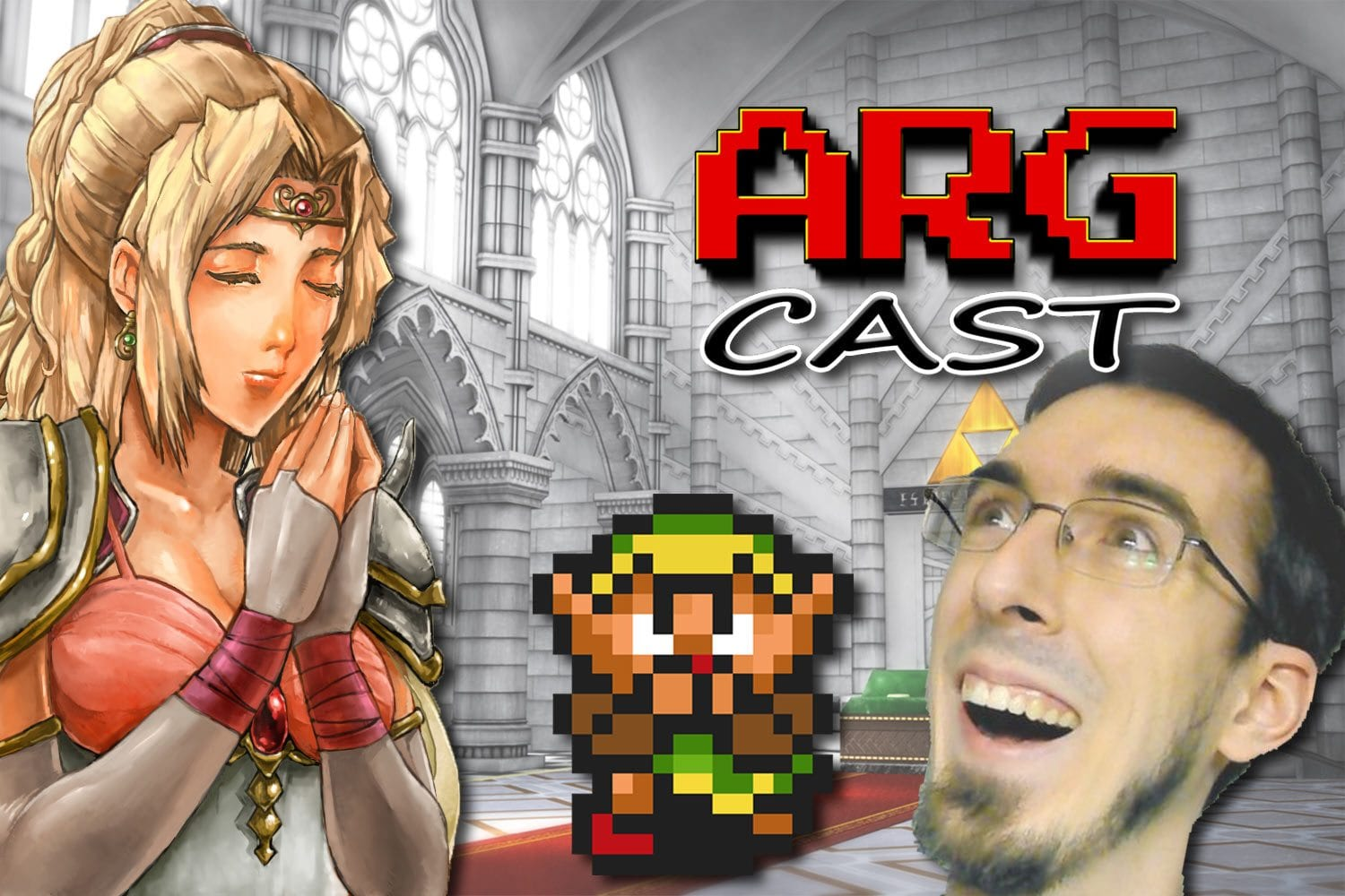 "ARGcast #96: Religion in Retro Gaming with ""Nintendo Legend"" Eric Bailey"