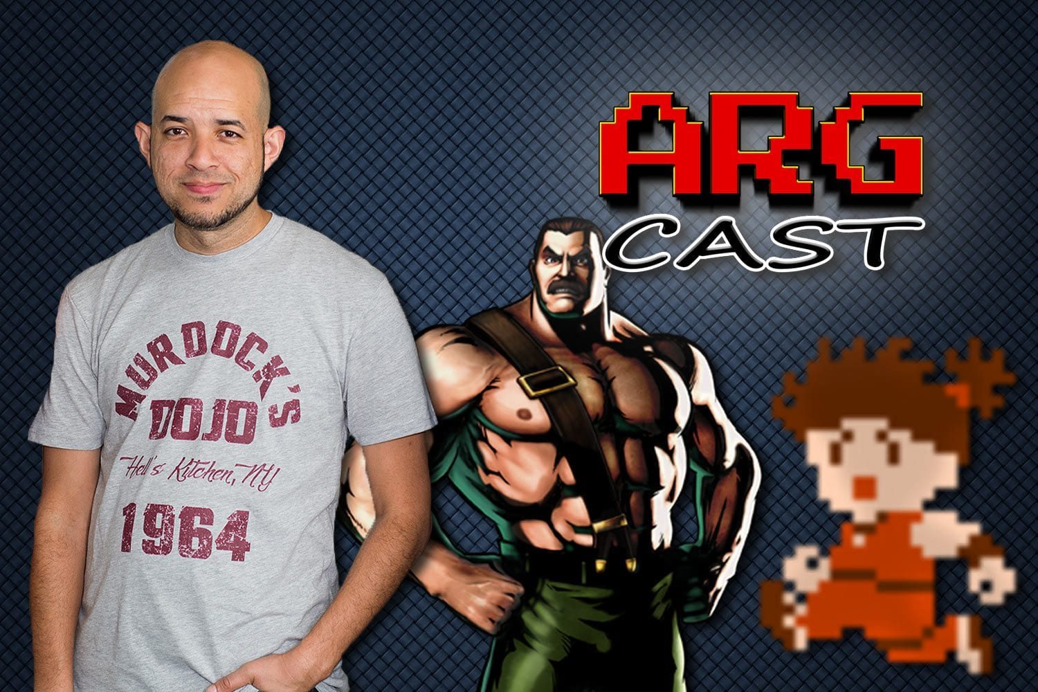 ARGcast #98: Old School Podcasting with Danny Pena of Gamertag Radio