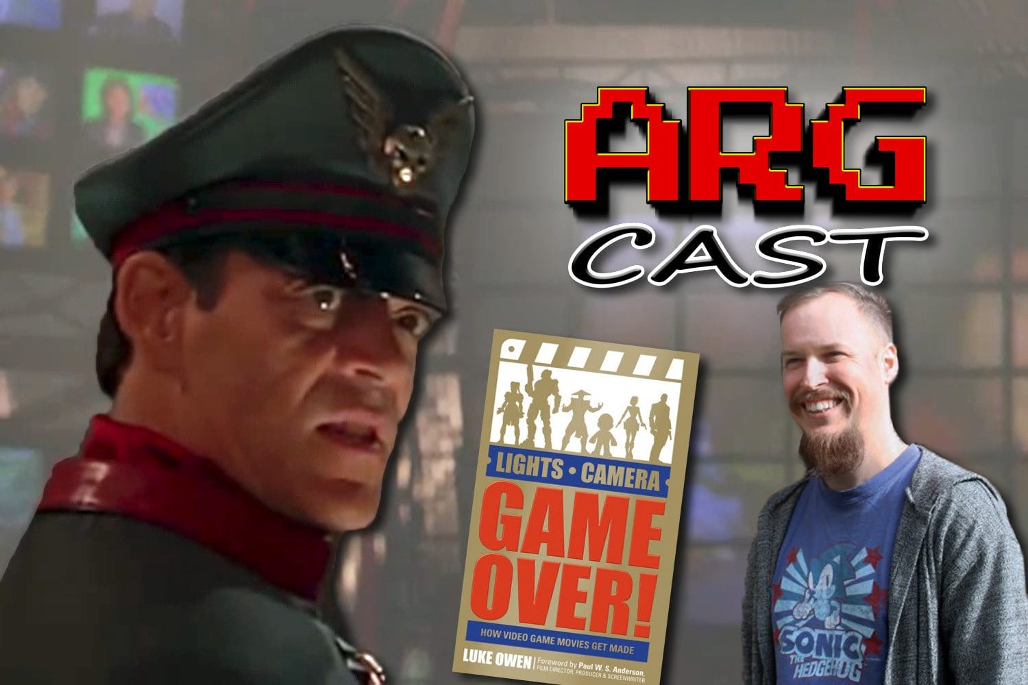 ARGcast Mini #9: Video Game Movies with Luke Owen
