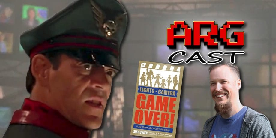 ARGcast Mini #9: Video Game Movies with Luke Owen