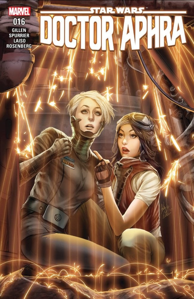 Doctor Aphra #16 - Cover