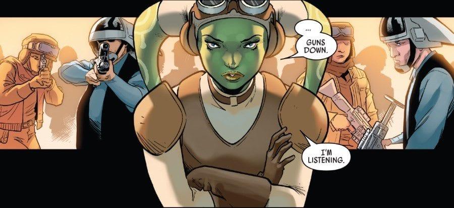 Doctor Aphra #17 Hera