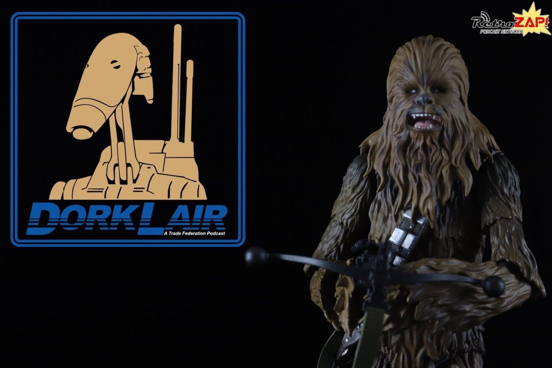 DorkLair 024 SH Figuarts Chewbacca