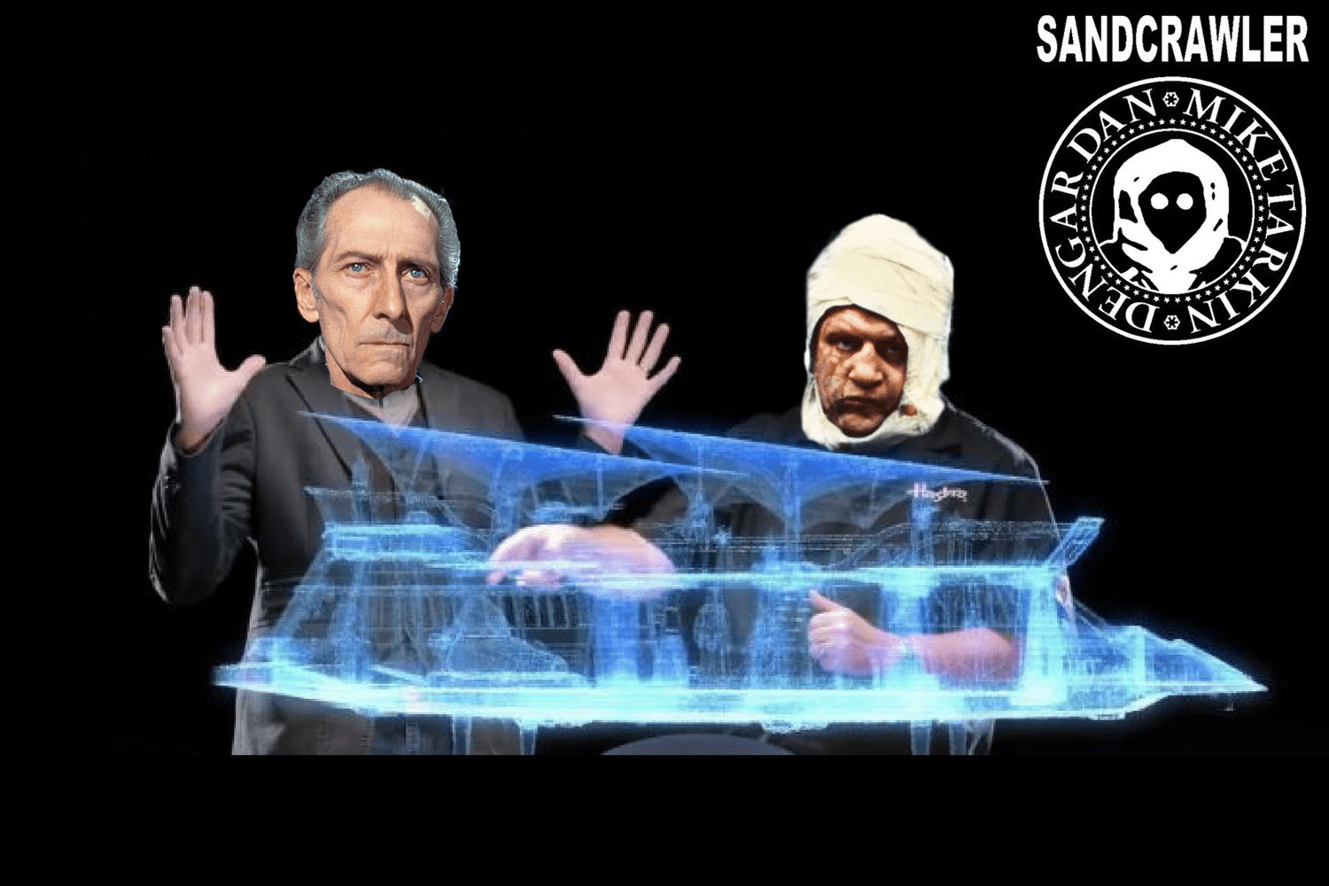 The Sandcrawler #46: HasLab-We're Mostly Excited But Confused