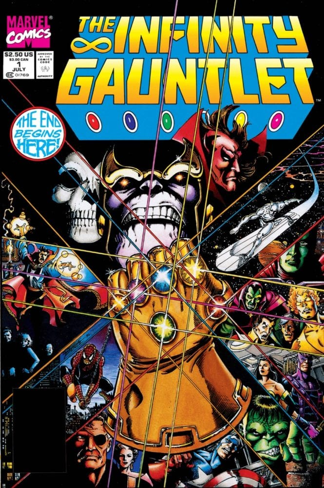Infinity Gauntlet #1 Review