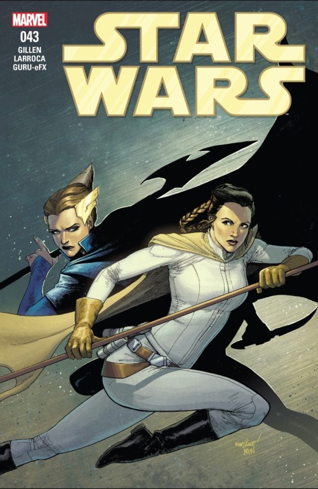 Star Wars #43 Cover