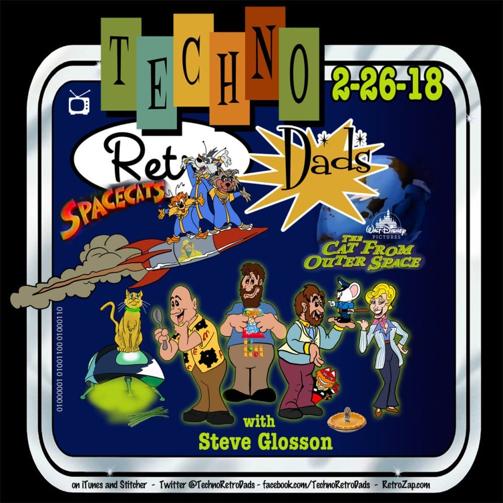 Spacecats, Mappy, Steve Glosson