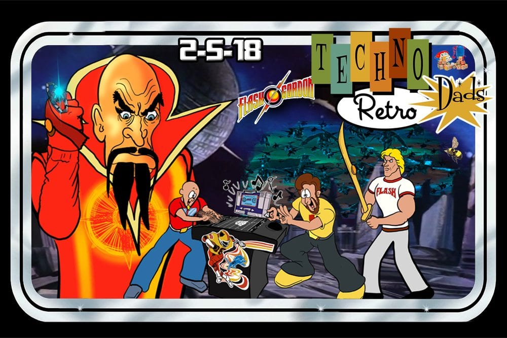 Flash Gordon, Atari Football