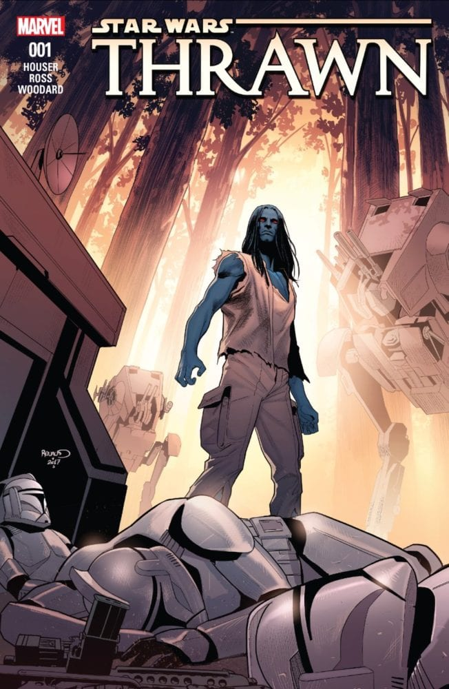 Thrawn #1 - Cover