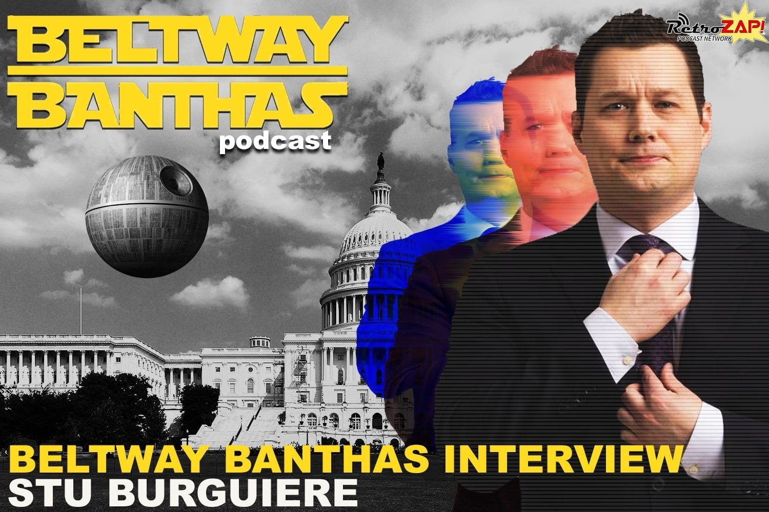 Beltway Banthas Interview: Stu Burguiere of The Glenn Beck Program