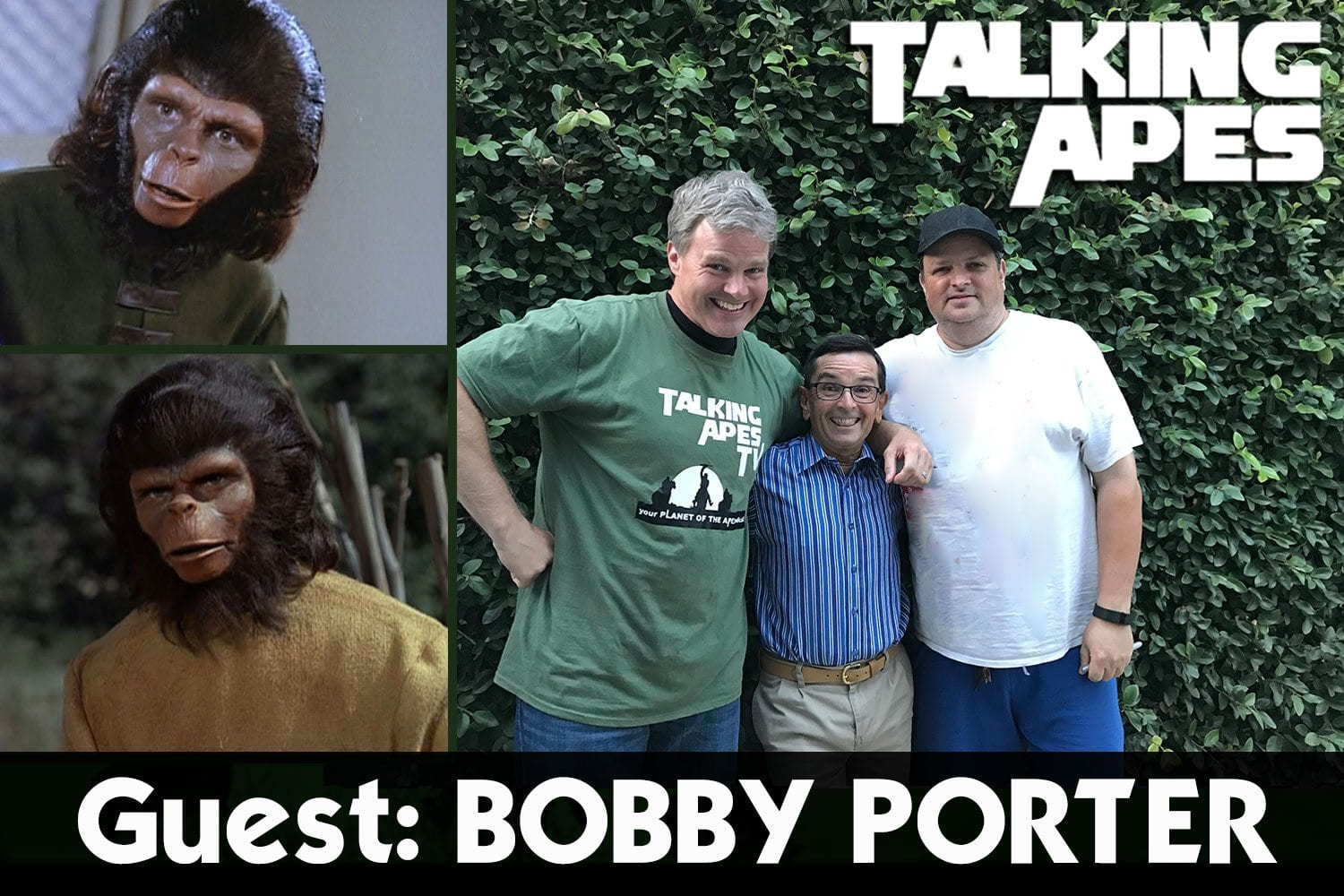 Talking Apes: Bobby Porter, actor