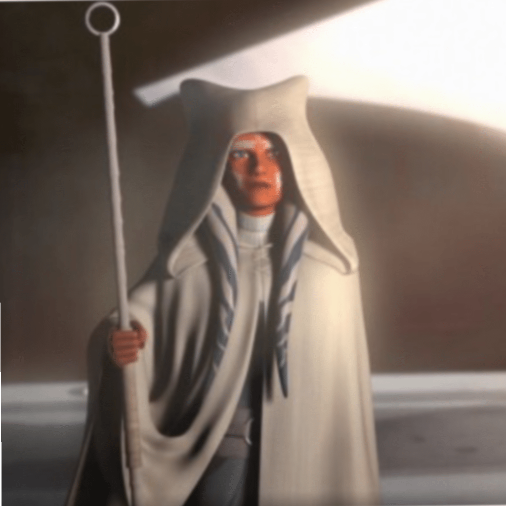 Ahsoka the Wise