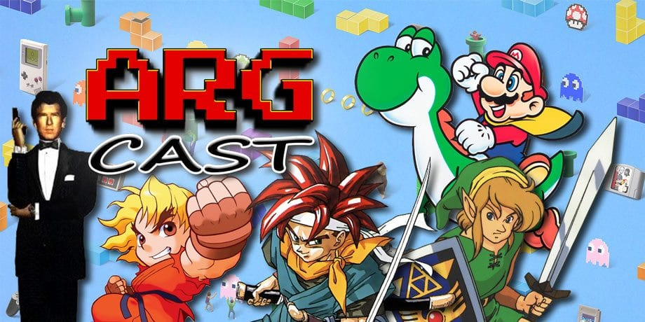 ARGcast #100: The Greatest Retro Game of All Time!