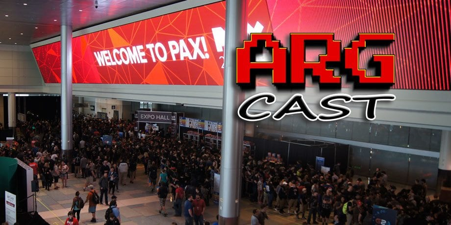ARGcast #103: Pre PAX East 2018 with Andre, Bill, and Amanda