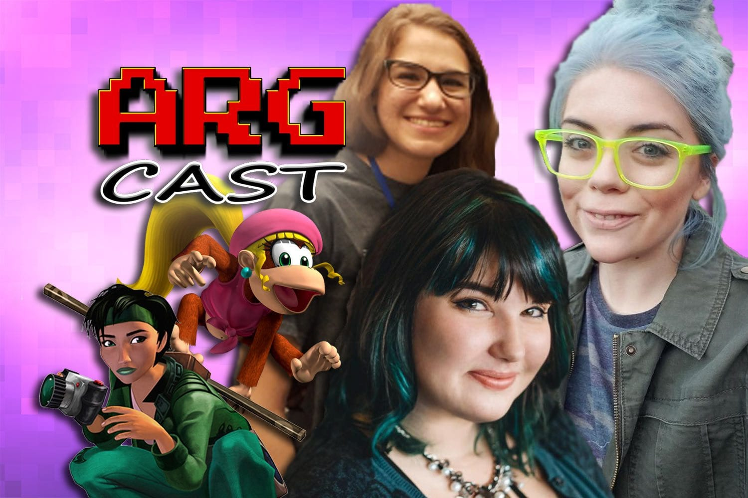 ARGcast #99: Celebrating the Wonderful Women of Gaming